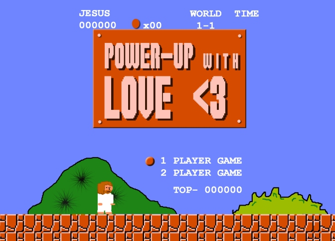 Power-Up With Love