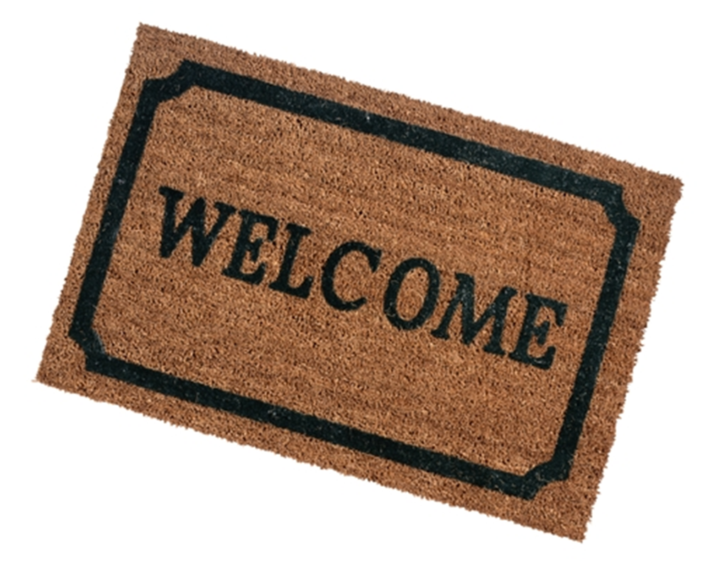large this pin mat coffee jesus coir welcome door fiber etsy and mats lorustique house doormat gift runs by on