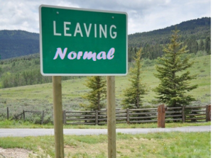 leaving-normal-sign