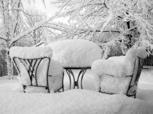Winter-Reception