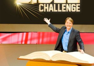 The American Bible Challenge hosted by Jeff Foxworthy