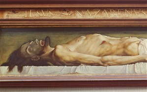 Jesus in the Tomb