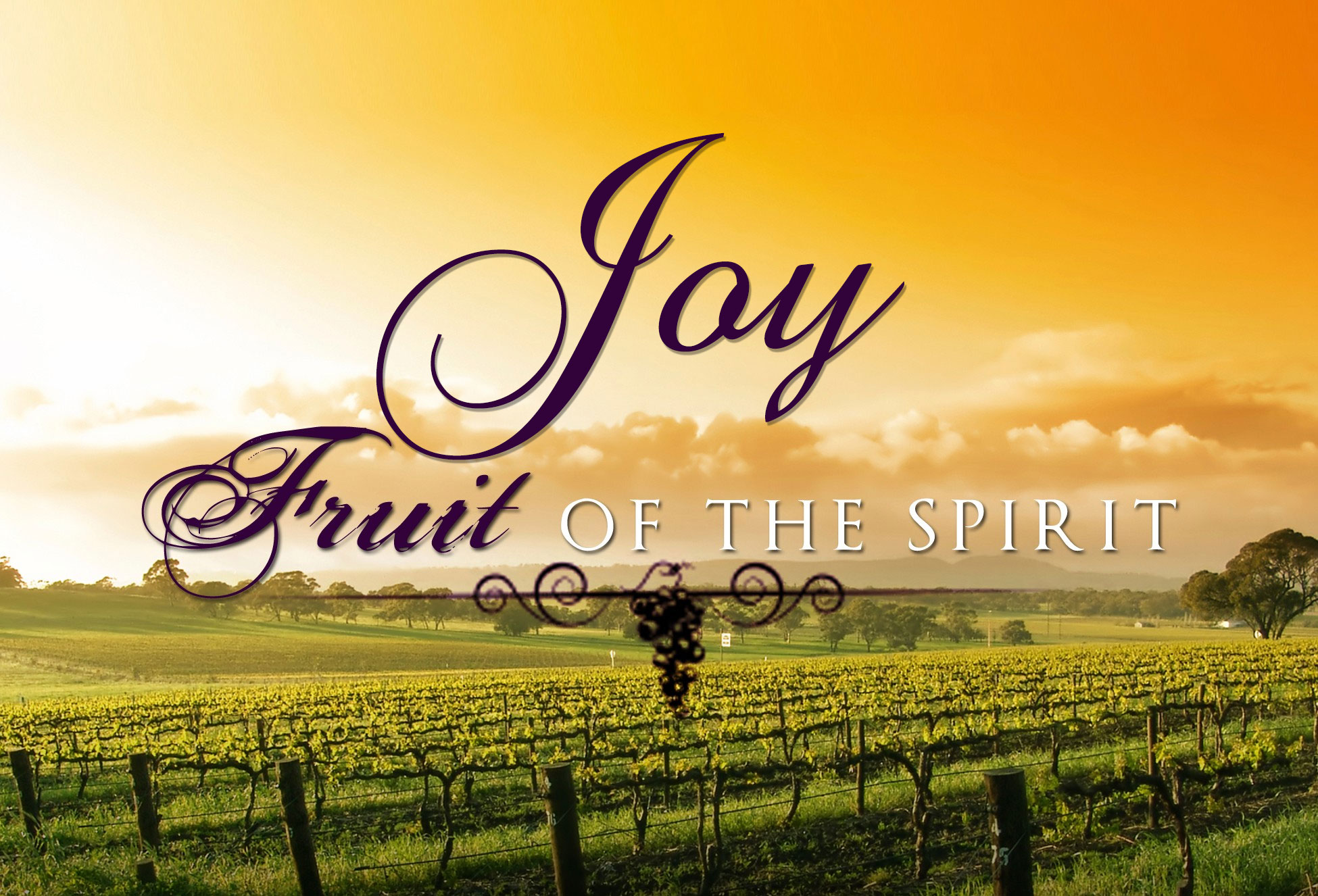 fruit of the Spirit | Life-Giving Water