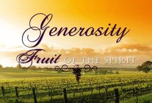 FruitOsp_Generosity