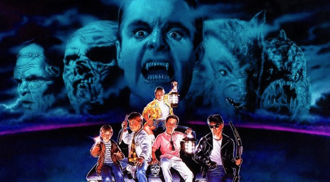 A LOOK BACK:Monster Squad