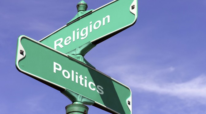 A LOOK BACK: Religion and Politics