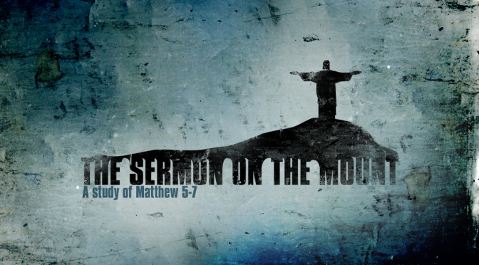 The Sermon, part 8: Second Antithesis