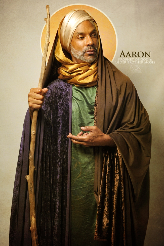 God's People, part 22: Aaron