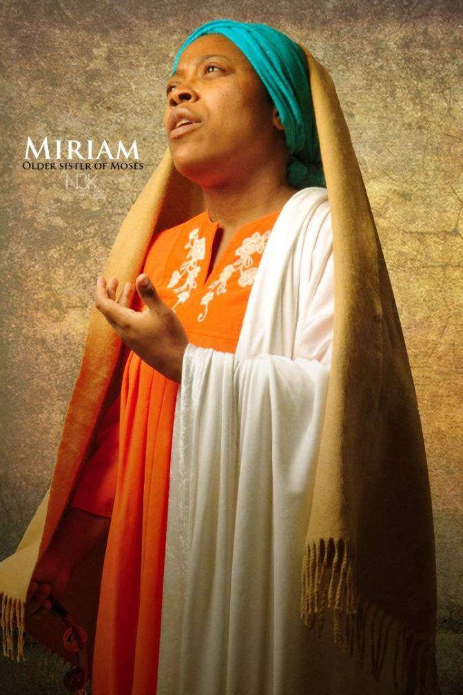 God's People, part 21: Miriam