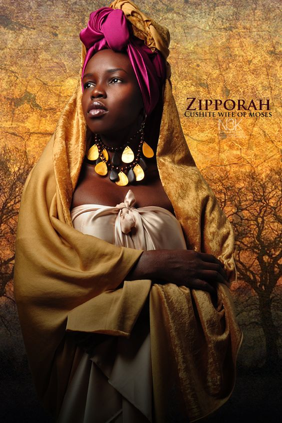 God's People, part 24: Zipporah