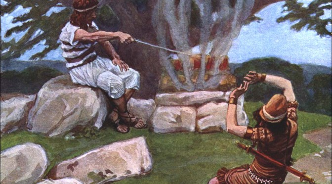 God's People, part 32: Gideon