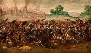 The_Burning_of_Jerusalem_by_Nebuchadnezzars_Army_by_Circle_of_Juan_de_la_Corte