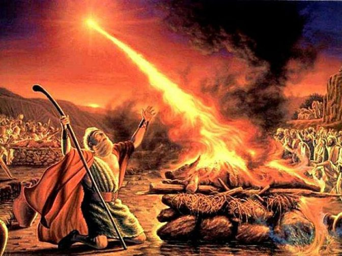 God's People, part 71: Elijah