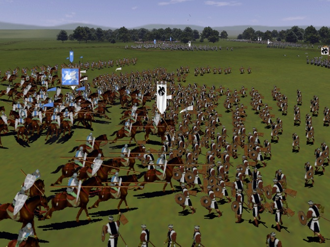 God's People, part 66: Total War