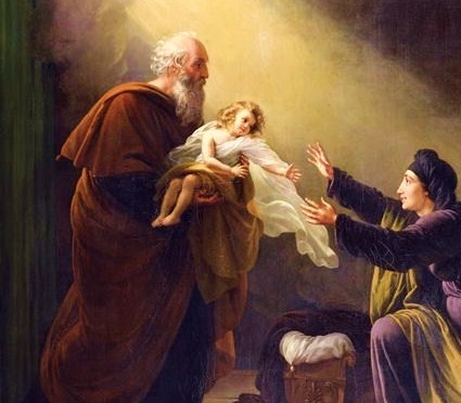 God's People, part 73: The Widow