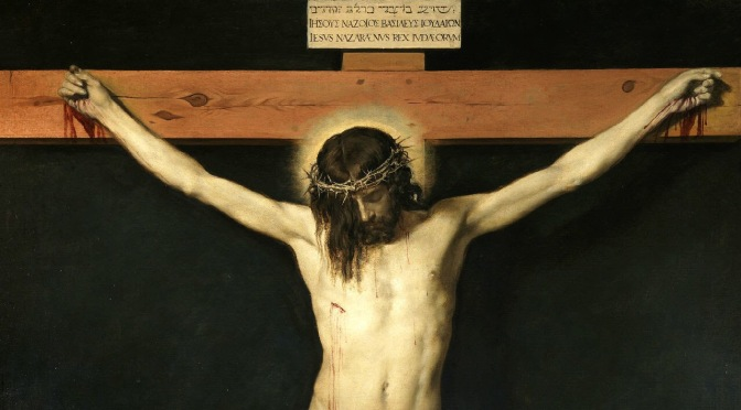 Holy Week 2021: Fulfilled: Good Friday