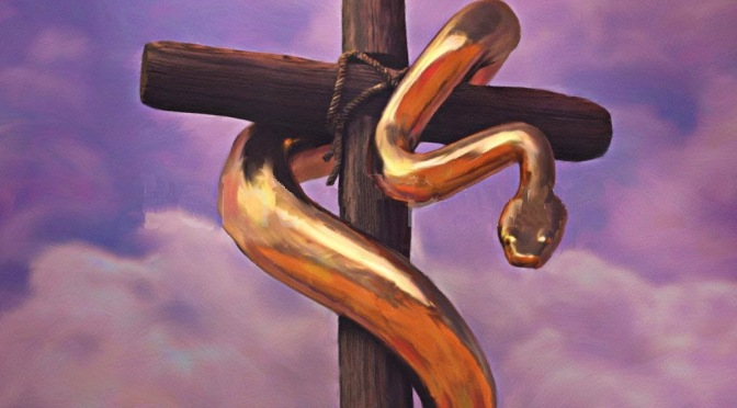 God's People, part 82: The Bronze Snake