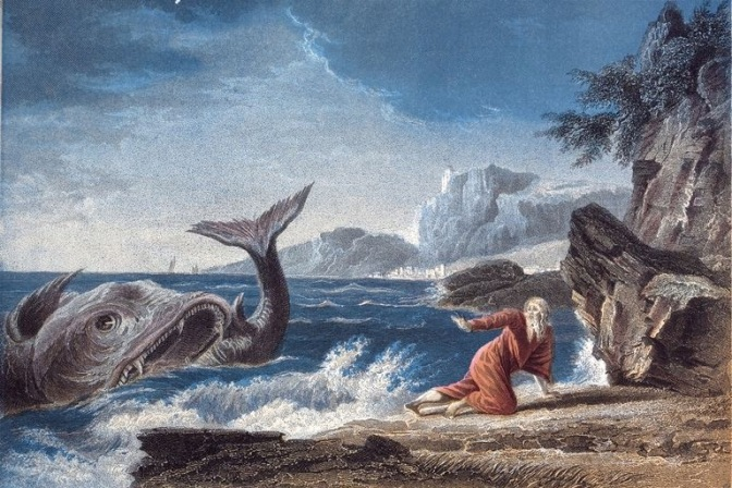 God's People, part 91: Jonah
