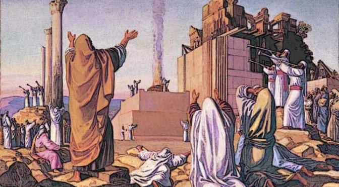 God's People, part 109: Ezra.