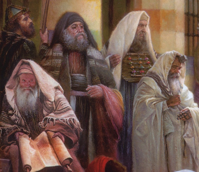 God's People, part 124: Sadducees