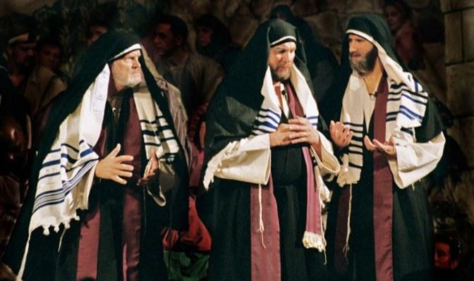 God's People, part 125: Pharisees