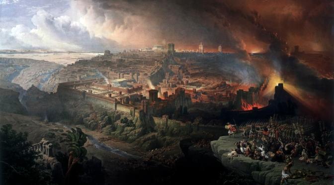 God's People, part 134: The Jews