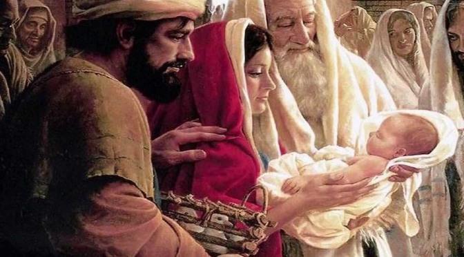 God's People, part 145: Simeon