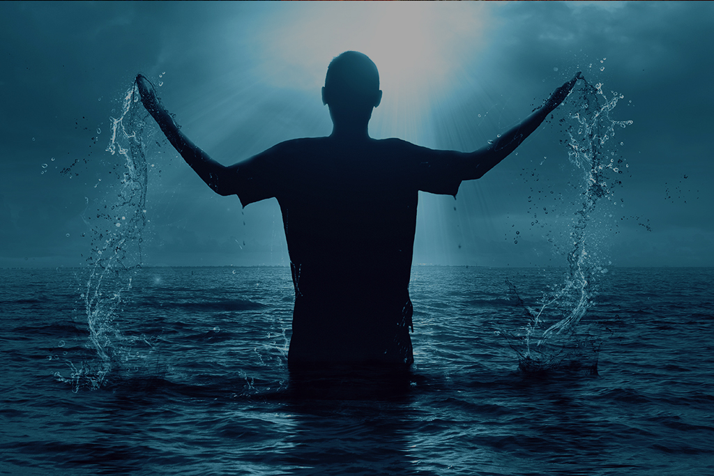 God's People, part 149: 1 Baptism | Life-Giving Water