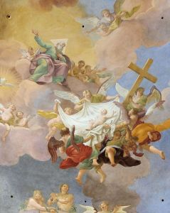 Glory_of_the_New_born_Christ_-_Annakirche_Vienna