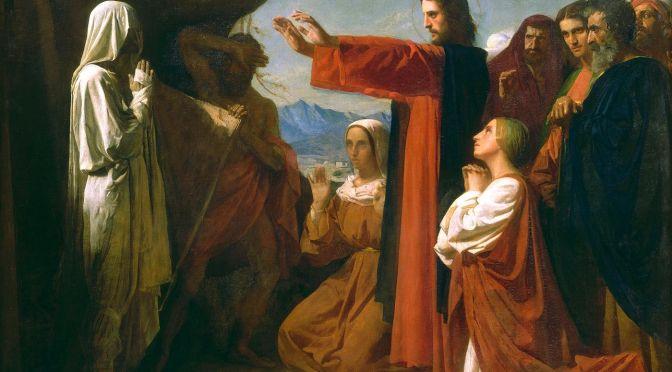 God's People, part 181: Lazarus