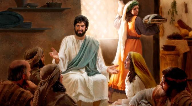 God's People, part 179: Martha of Bethany