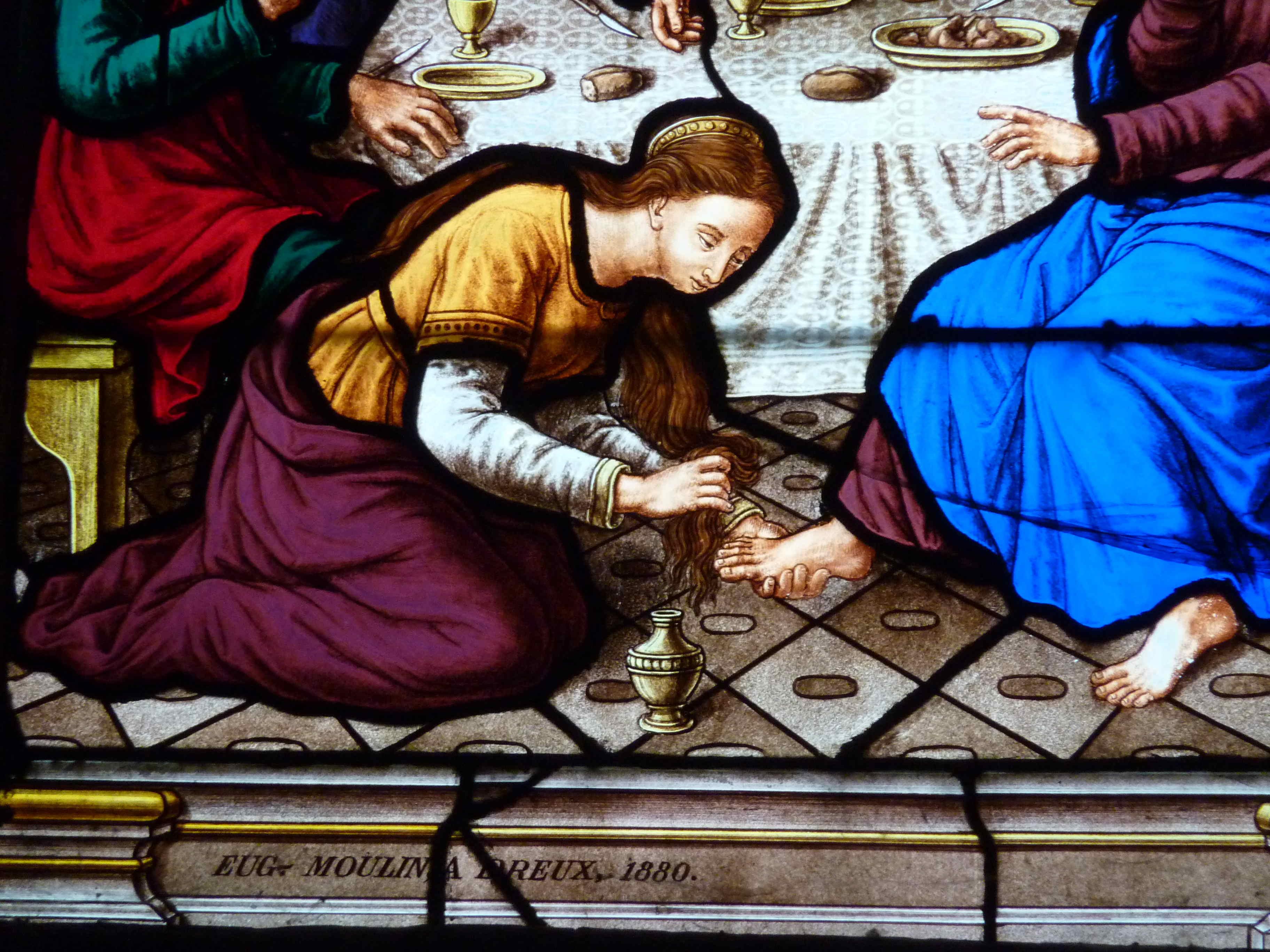 MaryAointingJesus