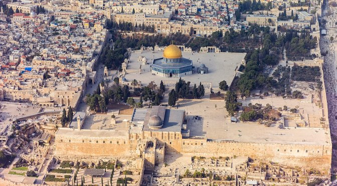 God's People, part 211: Jerusalem