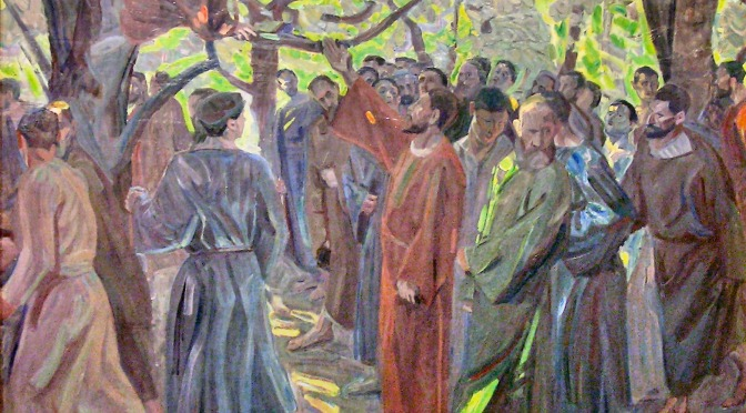 God's People, part 218: Zacchaeus