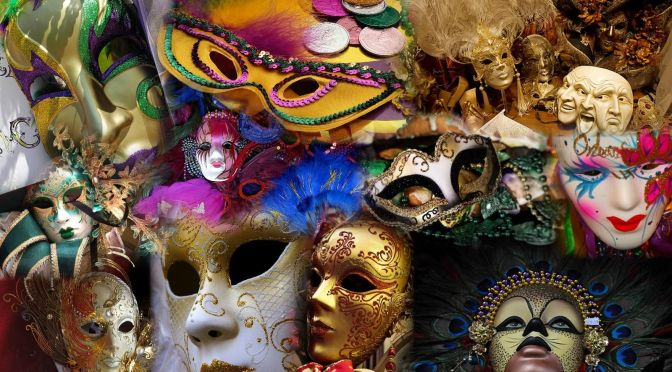 A LOOK BACK: The Masks We Wear