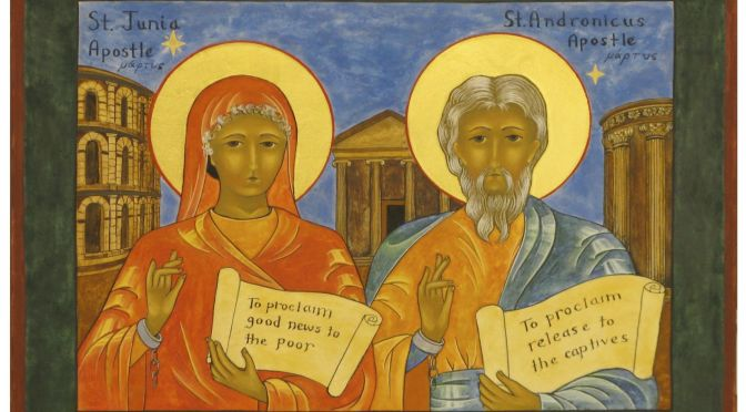 God's People, part 284: Andronicus & Junia