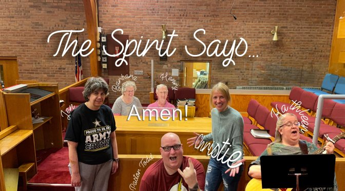 May 30, 2021 – Sunday Worship Service